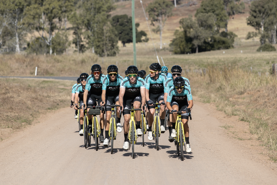 ARA PRO RACING Sunshine Coast in Training