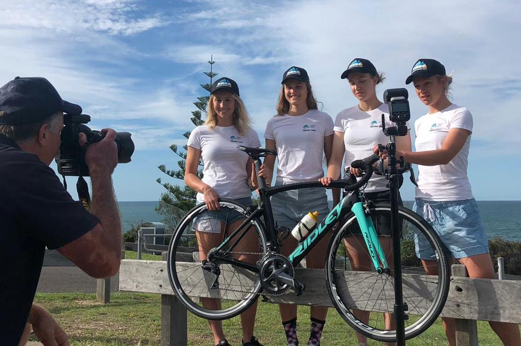 Australian Cycling Academy launch women's team