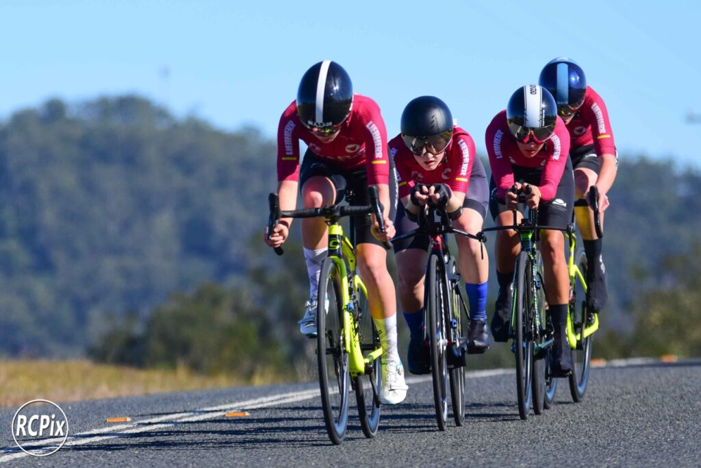 ARA Pro Racing Sunshine Coast women's team