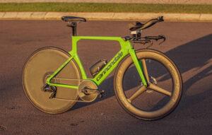 Al Don's Olympic Bike